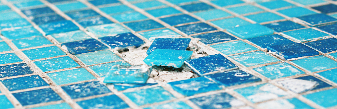 Plano Pool Tile Repair, Garland Coping Repair