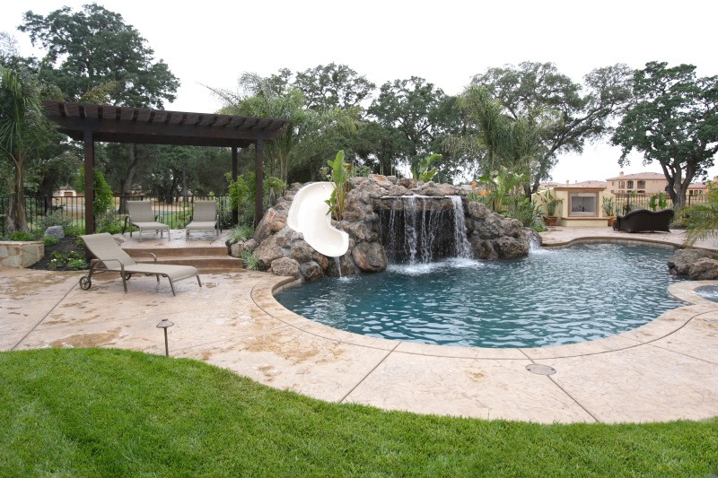 Garland Water Features Photos Irving Poolscape